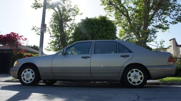 Insurance Quote For 1995 MERCEDES-BENZ S420 S420-SEDAN 4 DOOR $68.01 Per Month