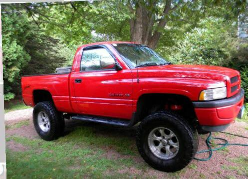 Insurance Quote For 1996 DODGE RAM 1500 PICKUP $59.76 Per Month