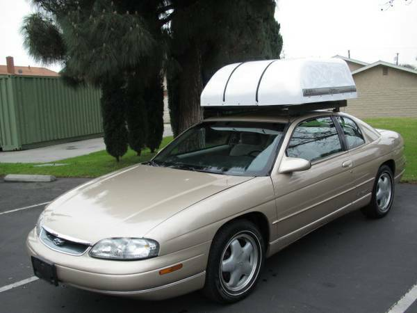 Insurance Quote For 1998 CHEVROLET MONTE CARLO LS 2WD COUPE - 3.1L V6  MPI OHV  12V NM2 $162.61 Per Month