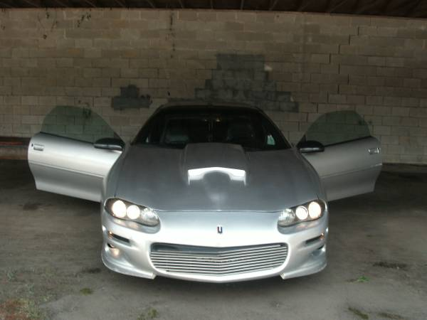 Insurance Quote For 1999 CHEVROLET CAMARO 2WD CONVERTIBLE - 3.8L V6  MPI OHV  12V NM2 $203.88 Per Month