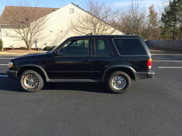 Insurance Quote For 1999 FORD EXPLORER WAGON 2 DOOR $72.4 Per Month