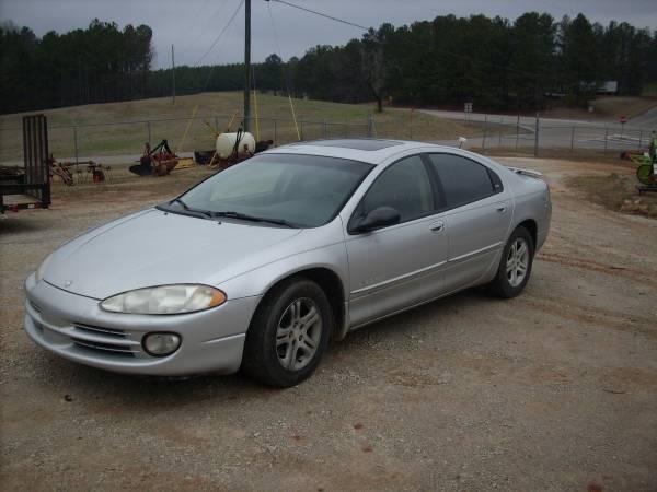 Insurance Quote For 2000 Dodge Intrepid 4D Sedan $101.47 Per Month