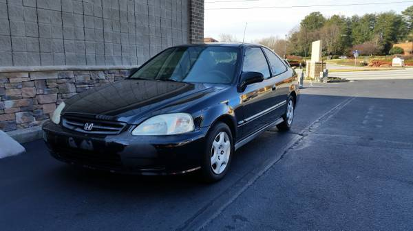 Insurance Quote For 2000 HONDA CIVIC EX 2WD COUPE - 1.6L L4  PFI      16V  P $40.32 Per Month