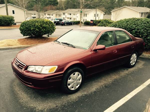 Insurance Quote For 2000 TOYOTA CAMRY CE LE XLE 2WD SEDAN 4 DOOR - 2.2L L4  FI       16V NF4 $191.92 Per Month