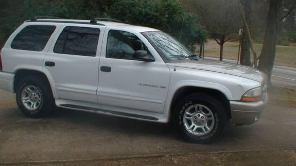 Insurance Quote For 2001 Dodge Durango 4D Utility $209.8 Per Month