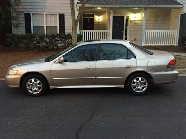 Insurance Quote For 2001 HONDA ACCORD LX 2WD COUPE - 3.0L V6  SFI SOHC 24V NS $96.1 Per Month