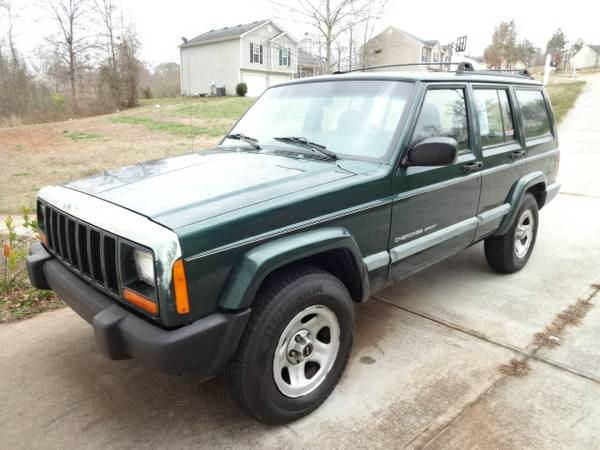 Insurance Quote For 2001 JEEP CHEROKEE SPORT 2WD WAGON 4 DOOR - 4.0L L6  MPI          NM $25.81 Per Month