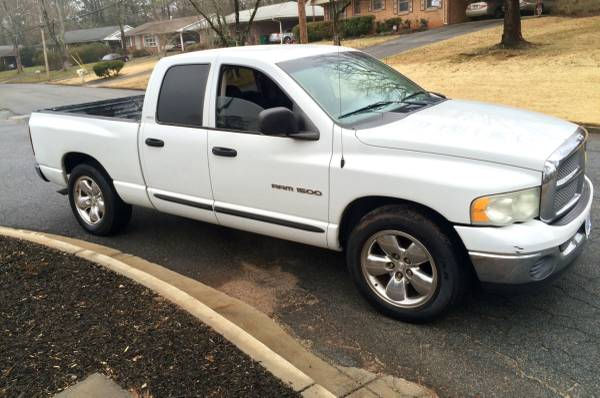 Insurance Quote For 2002 DODGE RAM 1500 QUAD 4WD CREW PICKUP - 5.9L V8  SFI OHV  16V NS2 $121.57 Per Month