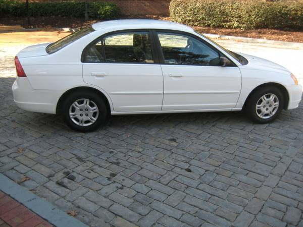 Insurance Quote For 2002 HONDA CIVIC LX SEDAN 4 DOOR $156.25 Per Month