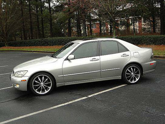 Insurance Quote For 2002 LEXUS IS 300 2WD SEDAN 4 DOOR - 3.0L L6  SFI DOHC 24V NS $43.64 Per Month