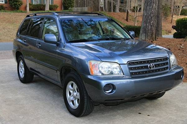 Insurance Quote For 2002 TOYOTA HIGHLANDER 2WD WAGON 4 DOOR - 2.4L L4  FI  DOHC 16V NF4 $50.56 Per Month