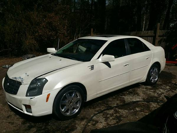 Insurance Quote For 2003 CADILLAC CTS 2WD SEDAN 4 DOOR - 3.2L V6  MPI DOHC     NM $39.92 Per Month