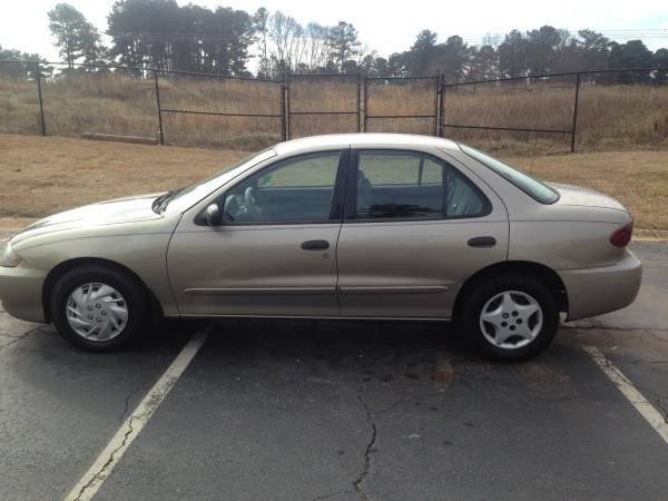 Insurance Quote For 2003 CHEVROLET CAVALIER CAVLIER CNG 2WD SEDAN 4 DOOR - 2.2L L4  MPI          NM $79.82 Per Month