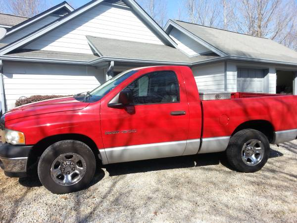 Insurance Quote For 2003 DODGE RAM 1500 QUAD ST 2WD CREW PICKUP - 3.7L V6  SFI OHV      NS4 $99.81 Per Month