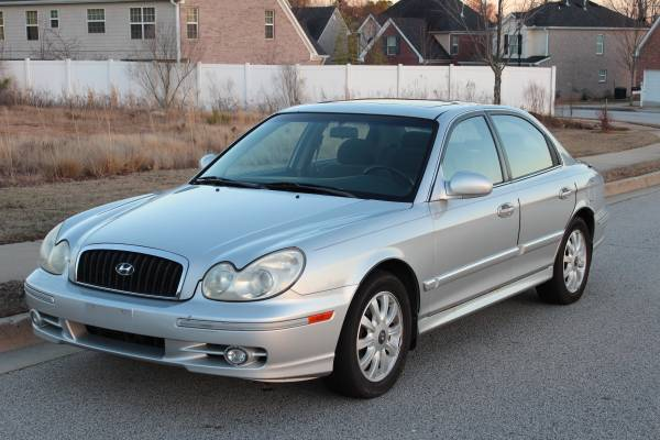 Insurance Quote For 2003 HYUNDAI SONATA GL SEDAN 4 DOOR $51.67 Per Month