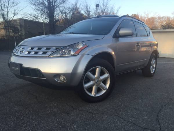 Perfect Insurance Quote For 2003 NISSAN MURANO SL SE 2WD WAGON 4 DOOR   3.5L V6