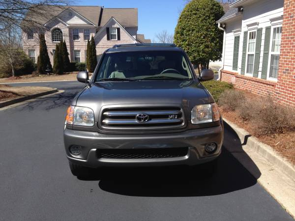 Insurance Quote For 2003 TOYOTA SEQUOIA LIMITED $125.29 Per Month