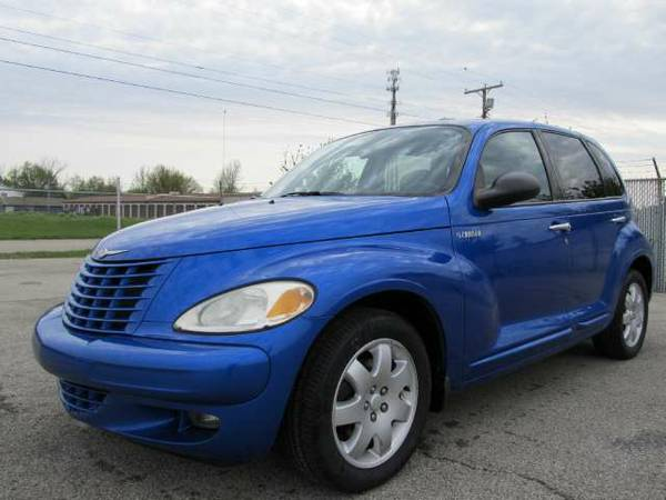 Insurance Quote For 2004 CHRYSLER PT CRUISER SPORT VAN $131.09 Per Month