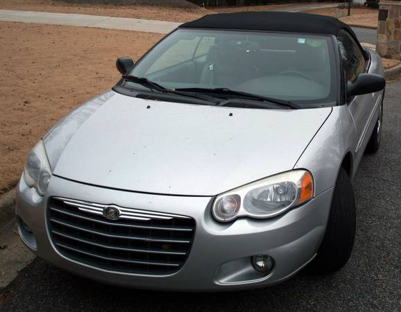 Insurance Quote For 2004 CHRYSLER SEBRING GTC CONVERTIBLE $182.72 Per Month