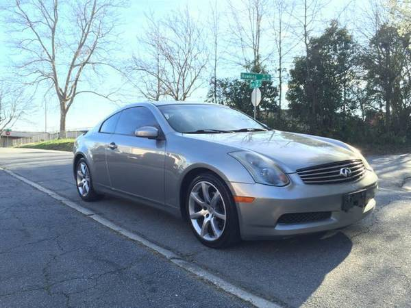 Insurance Quote For 2004 INFINITI G35 2WD COUPE - 3.5L V6  PFI DOHC 24V NP $31.78 Per Month
