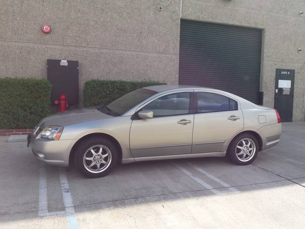 Insurance Quote For 2004 MITSUBISHI GALANT DE 2WD SEDAN 4 DOOR - 2.4L L4  FI  SOHC     NF $141.08 Per Month