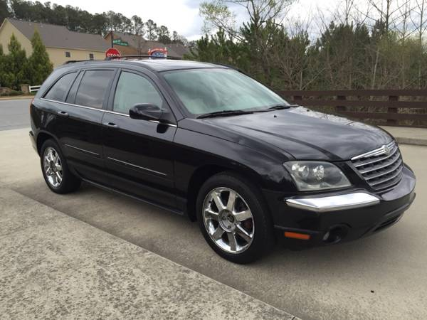 Insurance Quote For 2005 CHRYSLER PACIFICA TOURING 4WD WAGON 4 DOOR - 3.5L V6  FI       24V NF4 $44.12 Per Month