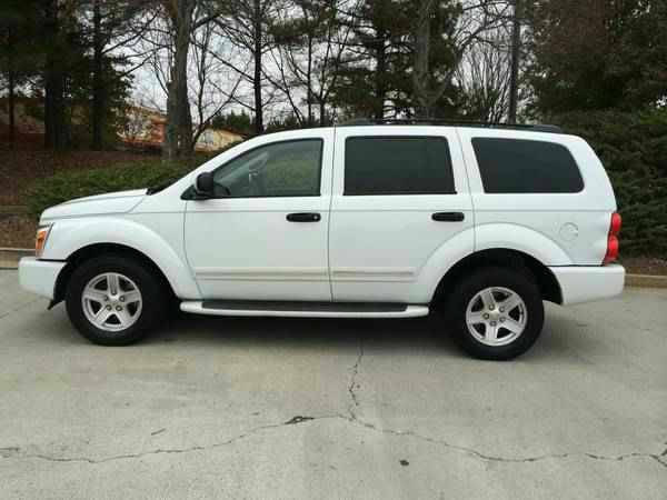 Insurance Quote For 2005 DODGE DURANGO SLT 4WD WAGON 4 DOOR - 5.7L V8  SFI          NS $202.42 Per Month