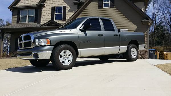 Insurance Quote For 2005 DODGE RAM 1500 ST SLT PICKUP $144.01 Per Month