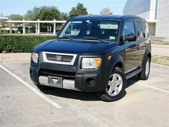 Insurance Quote For 2005 HONDA ELEMENT LX 4WD WAGON 4 DOOR - 2.4L I4  MPI DOHC 16V  M4 $86.65 Per Month