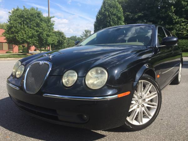 Insurance Quote For 2005 JAGUAR S-TYPE 2WD SEDAN 4 DOOR - 3.0L V6  SFI DOHC     NS $133.32 Per Month