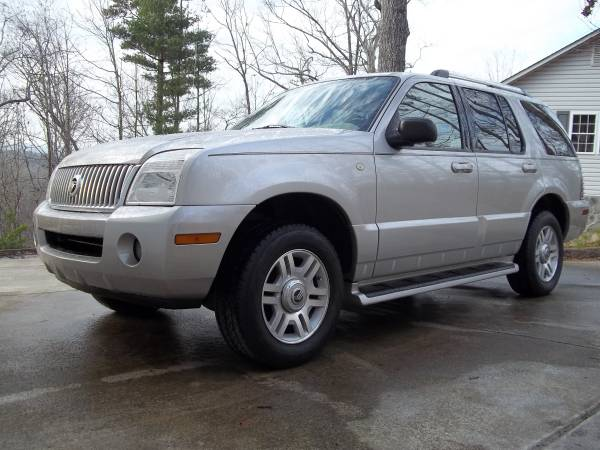 Insurance Quote For 2005 MERCURY MOUNTAINEER MOUNTAINEER-WAGON 4 DOOR $52.95 Per Month