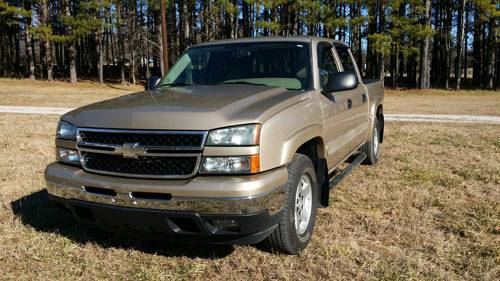Insurance Quote For 2006 Chevrolet Silverado 1500 Crew Cab $102.41 Per Month