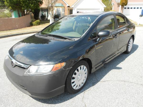 Insurance Quote For 2006 HONDA CIVIC LX 2WD SEDAN 4 DOOR - 1.8L L4  MPI SOHC 16V NM4 $130.64 Per Month