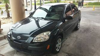 Insurance Quote For 2006 KIA RIO 2WD SEDAN 4 DOOR - 1.6L L4  FI  DOHC 16V NF $39.72 Per Month