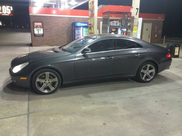 Insurance Quote For 2006 MERCEDES-BENZ CLS 500C 2WD COUPE 4 DOOR - 5.0L V8  FI  SOHC 24V NF3 $46.92 Per Month