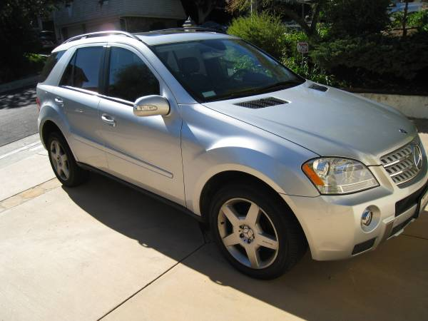 Insurance Quote For 2006 MERCEDES-BENZ ML350 4WD WAGON 4 DOOR - 3.5L V6  FI  DOHC 24V NF3 $130.6 Per Month