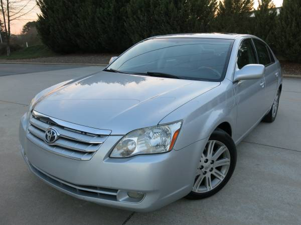 Insurance Quote For 2006 Toyota Avalon 4D Sedan $78.06 Per Month
