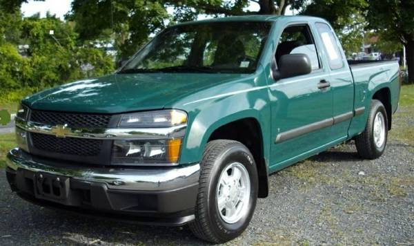 Insurance Quote For 2007 Chevrolet Colorado Crew Cab 4WD Z71 $112.47 Per Month