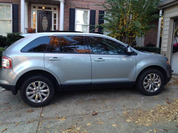 Insurance Quote For 2007 FORD EDGE SE AWD 4WD WAGON 4 DOOR - 3.5L V6  FI           NF $64.55 Per Month