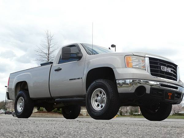 Insurance Quote For 2007 GMC SIERRA C2500 HD 2WD 4 DOOR EXT CAB PK - 6.6L V8  FI            F $218.09 Per Month