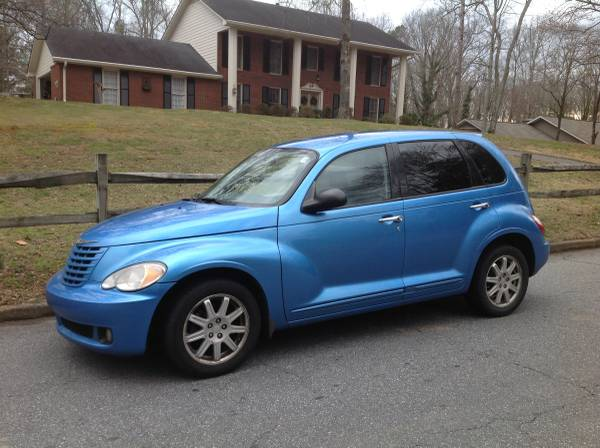 Insurance Quote For 2008 CHRYSLER PT CRUISER 2WD SPORT VAN - 2.4L L4  SFI DOHC 16V NS4 $52.21 Per Month