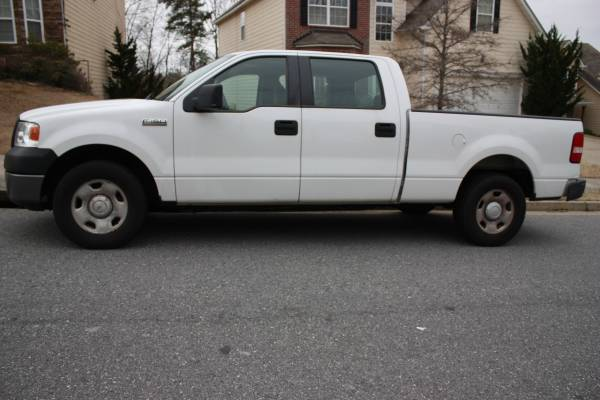 Insurance Quote For 2008 FORD F150 4WD 4 DOOR EXT CAB PK - 5.4L V8  FI  SOHC     NF $214.76 Per Month
