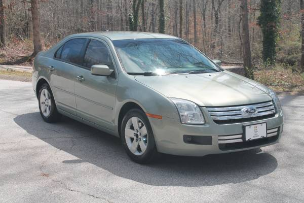 Insurance Quote For 2008 FORD FUSION SEL SEDAN 4 DOOR $189.93 Per Month
