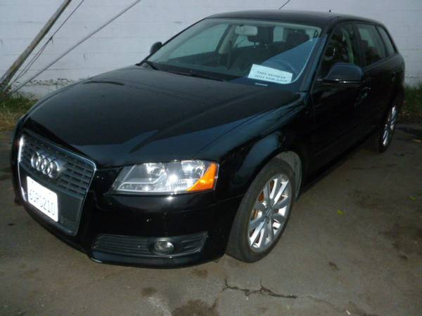 Insurance Quote For 2009 AUDI A3 2.0 2WD STATION WAGON - $197.28 Per Month