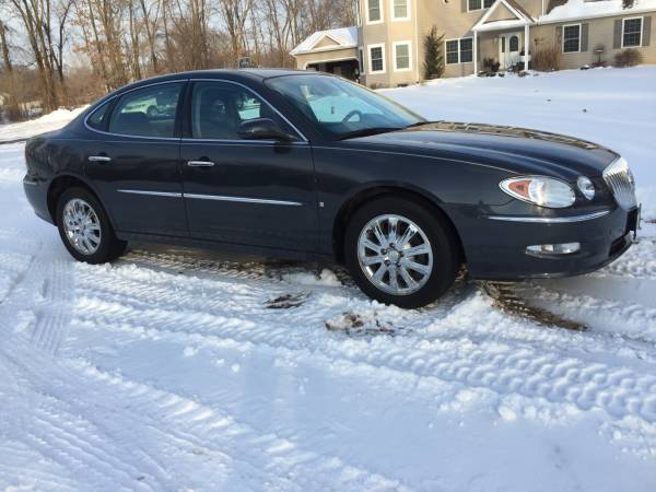 Insurance Quote For 2009 BUICK LACROSSE CXL 2WD SEDAN 4 DOOR - 3.8L V6  SFI OHV  12V NS2 $161.19 Per Month