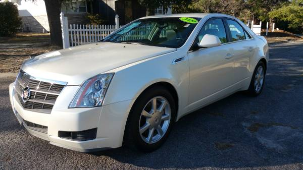 Insurance Quote For 2009 CADILLAC CTS HIGH FEATURE V6 AWD 2WD SEDAN 4 DOOR - 3.6L V6  DIR DOHC 24V ND4 $163.69 Per Month