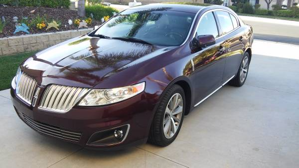 Insurance Quote For 2009 LINCOLN MKS 2WD SEDAN 4 DOOR - 3.7L V6  PFI DOHC 24V NS4 $51.11 Per Month