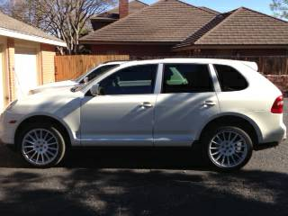 Insurance Quote For 2009 PORSCHE CAYENNE 4WD WAGON 4 DOOR - 3.6L V6  DIR DOHC 24V ND4 $215.41 Per Month