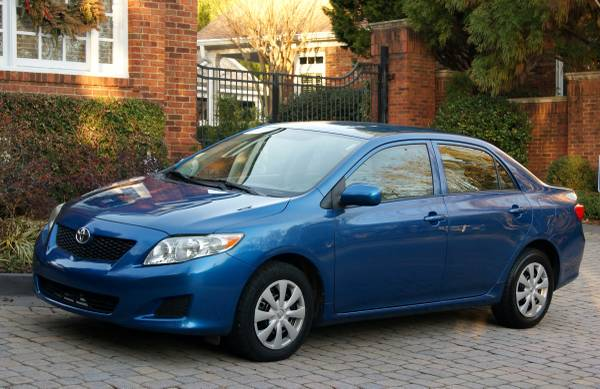 Insurance Quote For 2009 TOYOTA COROLLA XRS 2WD SEDAN 4 DOOR - 2.4L L4  FI  DOHC 16V NF4 $117.87 Per Month