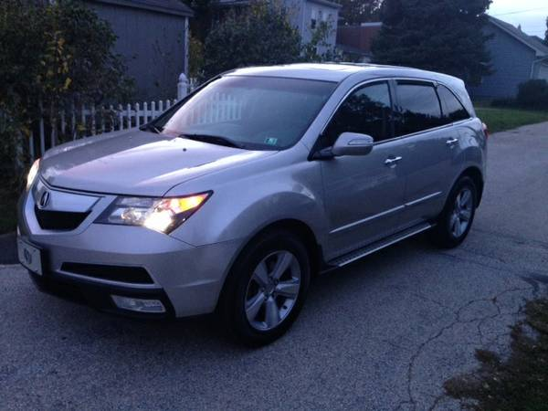 Insurance Quote For 2010 ACURA MDX ADVANCE 4WD WAGON 4 DOOR - 3.7L V6  MPI SOHC 24V NM4 $223.07 Per Month